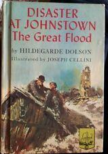 Disaster At Johnstown The Great Flood Landmark #109 HB/PC