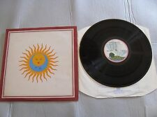 KING CRIMSON    Larks' Tongues in Aspic    RARITA'     UK   !!!!!!!!!!!!