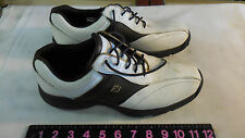Men's Footjoy Golf Shoes - Size 9.5 - GreenJoys Style 45457 Brown