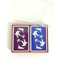 Galaxie Dual Deck Playing Cards Doves Birds Vtg Made In Japan New Sealed
