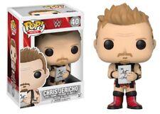 Funko Pop! WWE Chris Jericho Vinyl Figure Toy #40