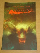 WELCOME TO HOXFORD #3 RI COVER 2008 IDW BEN TEMPLESMITH