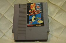 Super Mario Bros./Duck Hunt 1985 NES cart only