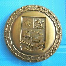 #0643# Médaille BERGERAT - DUTRY  SOCIETE ANONYME BRUXELLES 1930-1955