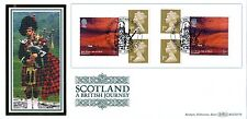 2003 Benham FDC BLCS 257b Scotland, Retail Booklet, with card