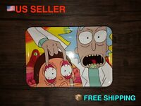 """Funny Cartoon Metal Rolling Tray Bong RAW Style Cigarette Rolling papers 7""""x5"""""""