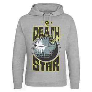 The Death Star Epic-Mens Hoodie Hooded Sweater (S-5XL)