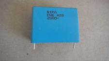 RIFA PHE 428 2000 Radial Capacitor New Lot Quantity-4