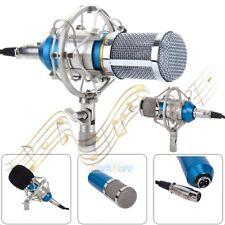 Bm-800 Condenser Microphone Studio Pro Audio Pickup Recording Mic w/ Shockmount