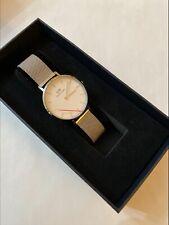 Daniel Wellington Dw00100164 Classic Petite Sterling 32 Mm Watch