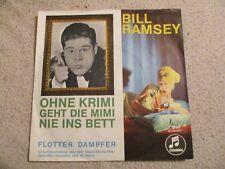 Vinyl7 Bill Ramsey Ohne Krimi Geht Die Mimi Nie Ins Bett German Press 1962 gut