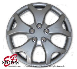 "One Set (4pcs) of 14 inch Rim Wheel Skin Cover Hubcap Hub caps 14"" Style#618"