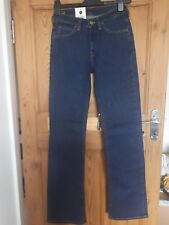 ***NEW STOCK*** Lee Women's Cameron Dark Stone Blue Jeans Size 10-12 L3497146