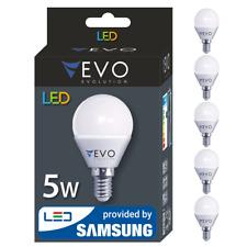 5er Pack LED 5W,E14 A+ Lampe, 400 Lumen, 3000K / 4000K / 6500K Markenqualität