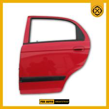 Chevrolet Matiz Daewoo Tür Hinten Links Farbe ROT 71U