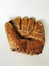 Nokona Antique Baseball Glove Nokona Texas Brown Leather Fast Free Shipping
