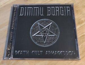 Dimmu Borgir - Death Cult Armageddon Cd - Very Good Condition