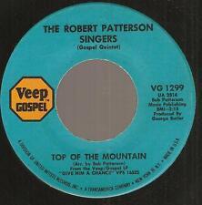 "THE ROBERT PATTERSON SINGERS quintet ""Give Him A Chance"" GOSPEL R&B SOUL Veep 45"