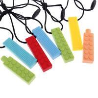 Baby teether silicone teething toys pencil teether pen cap  kids teeth nursin JR