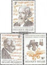 Belgien 2003-2005 (kompl.Ausg.) postfrisch 1979 Musik