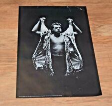 FRANCIS BACON John Deacon Vogue 1952 Print Poster National Portrait Gallery RARE