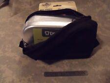 Emergency/Survival: Trangia #212 Aluminum Mess Kit Tin & Nylon Pouch, BLACK
