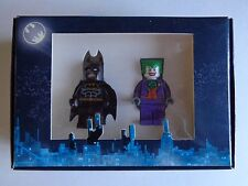 SDCC 2008 Lego Batman And Joker Minifigure 2 Pack Mint Condition figures
