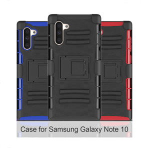 For Samsung Galaxy Note 10 /10 Plus Phone case, Belt Clip Cover Shockproof