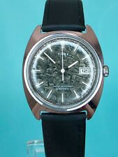 Vintage Timex Automatic -Serviced & Running Accurate *WARRANTY *Make an Offer