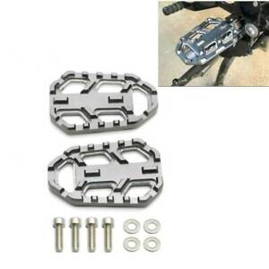 Front Footpegs Foot Pegs For Kawasaki VERSYS X300 650 Versys650 2015-2019 2018