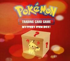 Pokemon mystery XL power box Random Booster Packs + rare holos + Common Cards