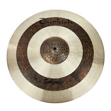 "TURKISH CYMBALS Becken 21"" Ride Jazz Sehzade bekken cymbale cymbal 2181g"