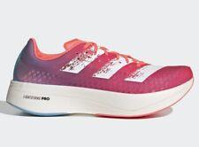 Size 11.5 ADIZERO ADIOS PRO Running Shoes Adidas G55661 Pink / White