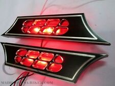 Bagger Harley Touring Indian Softail light Led Taillight Saddlebags Fender