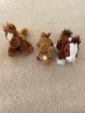 Small Horse Lot Euc!