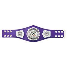 WWE Cruiserweight Championship Mini Replica Title Belt - Official WWE
