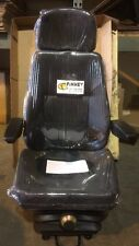 Caterpillar D6M D6N D6R D8R Suspension Seat 6W9744 Cat High back w/ head rest