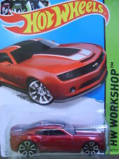 HOT WHEELS - HW WORKSHOP - CHEVY CAMARO SPECIAL EDITION - MOC