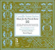 Saint-Saens: Music For The Prix De Rome, New Music