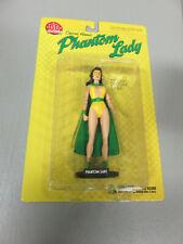 "DC Direct Classic Heroes PHANTOM LADY 6"" Action Figure NOC!"