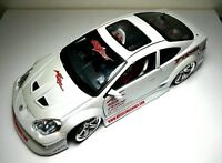 Funline Muscle Machines SSTuner 2002 Acura RSX White 1:18 scale die cast MIB