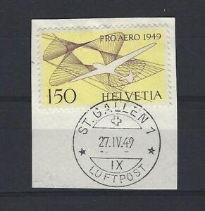 SUISSE SWITZERLAND Yvert Poste Aérienne n° 44 oblitéré