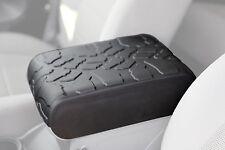 2007-2010 Jeep Wrangler JK Tire Tread Arm Rest Center Console Pad New Free Ship
