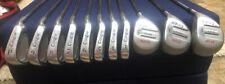 Cougar MS 2000 Midsize RH Golf Club Set 3-9 & PW Irons + 1,3,&5 FW R-Flex