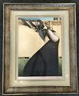 Michael Parkes Gift of Wonder  25 x 35 inches Artist Proof