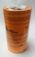 14,000 Monarch Paxar 1136 Price Gun Labels Fluorescent Orange Permanent   2 Inks