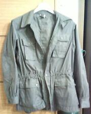 7a7fc84028bdf Cappotti e giacche da uomo grigie militare