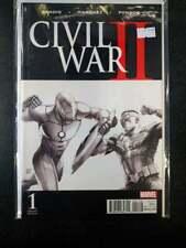 Civil War II #1 Variant Edition