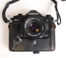 Canon A Series Action Case for A-1/AE-1 & Winder - Uncommon/Nice