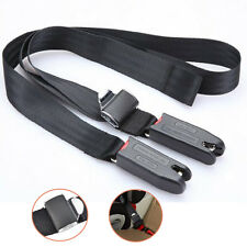 Child Car Seat ISOFIX Latch Connector Kids Safe Fixed General Straps Belt Latch